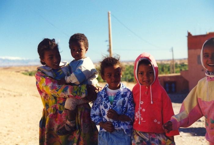 Fint, Morocco