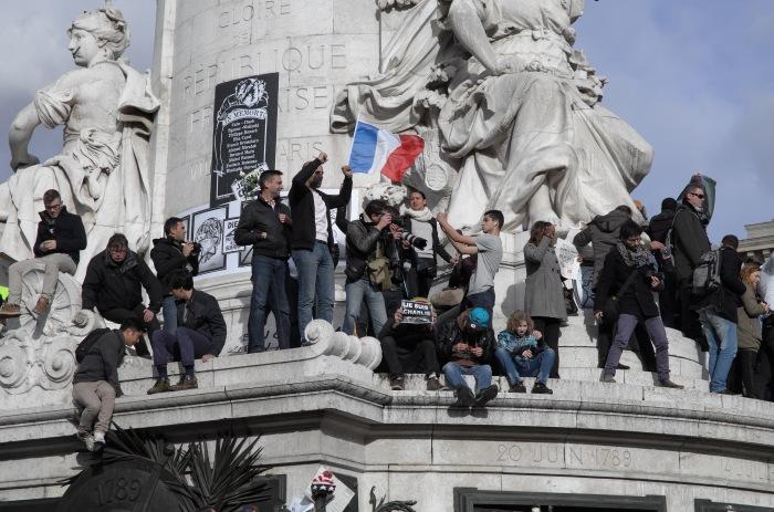 Paris #jesuischarlie